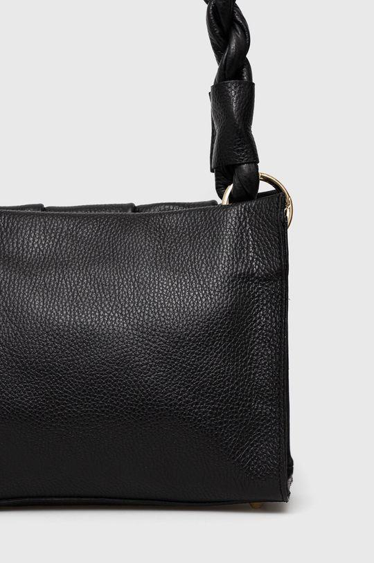 Answear Lab - Kožená taška  Přírodní kůže