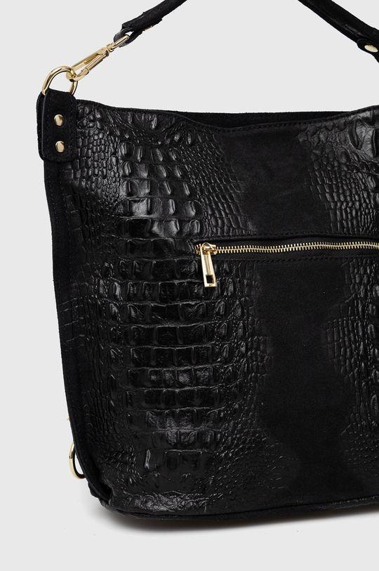 Answear Lab - Kožená taška  100% Kůže