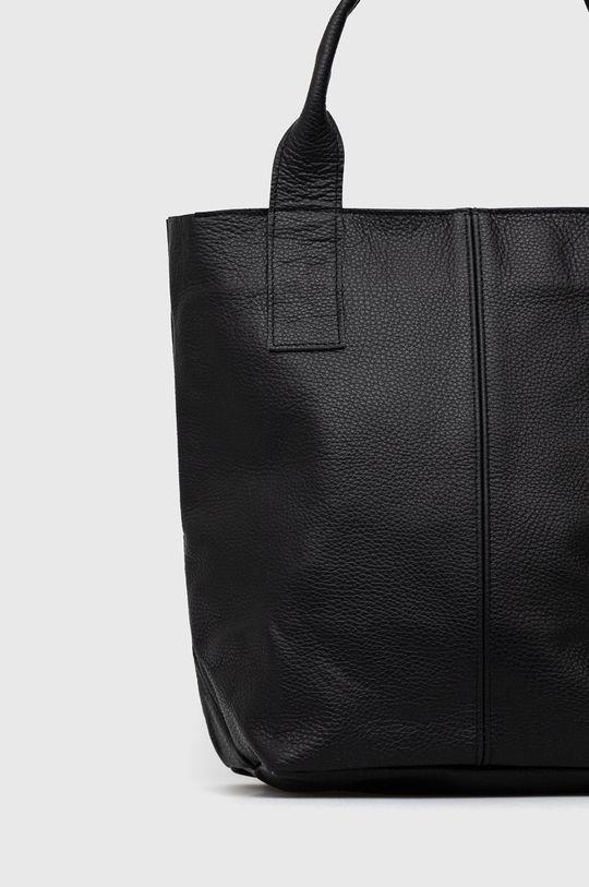 Answear Lab - Kožená taška  100% Koža
