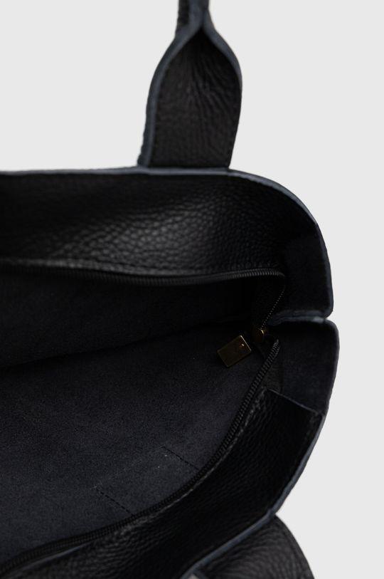 Answear Lab - Kožená taška Dámsky