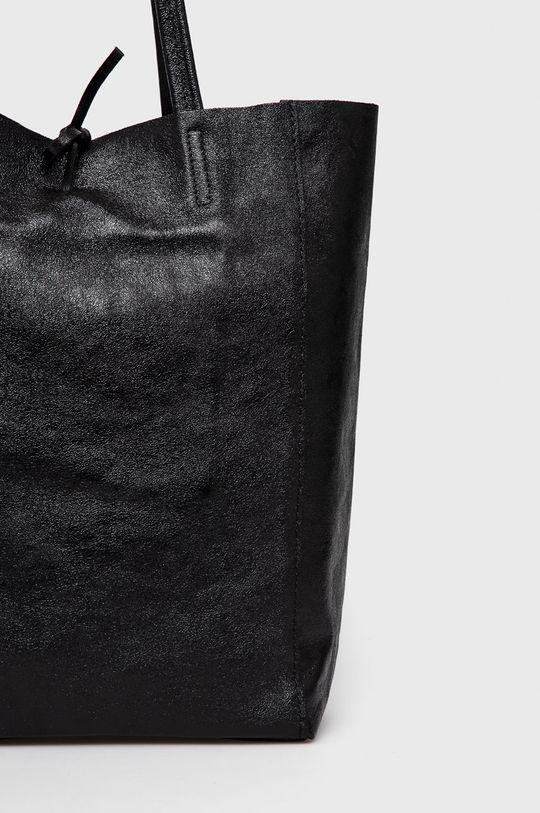 Answear Lab - Poseta de piele  100% Piele naturala
