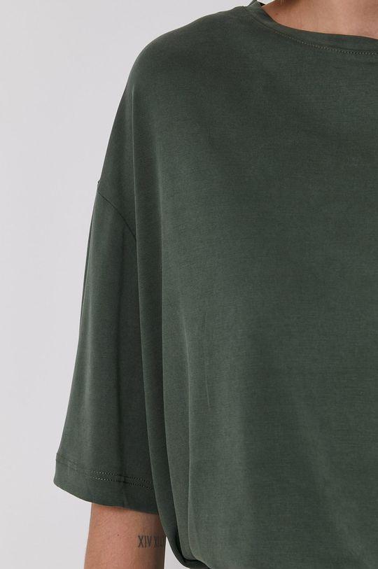 zelená Answear Lab - Tričko