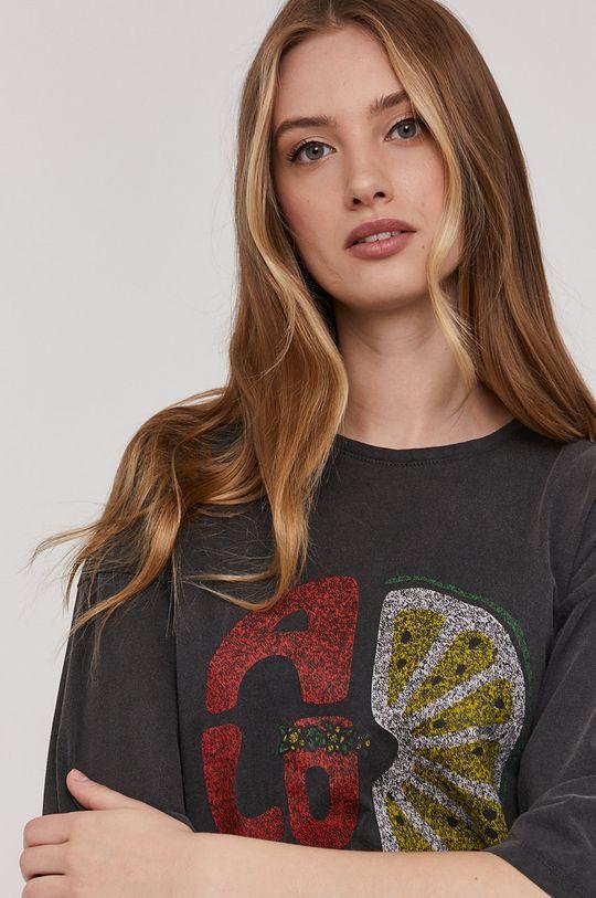 gri Answear Lab - Tricou