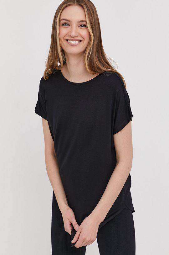 negru Answear Lab - Tricou De femei