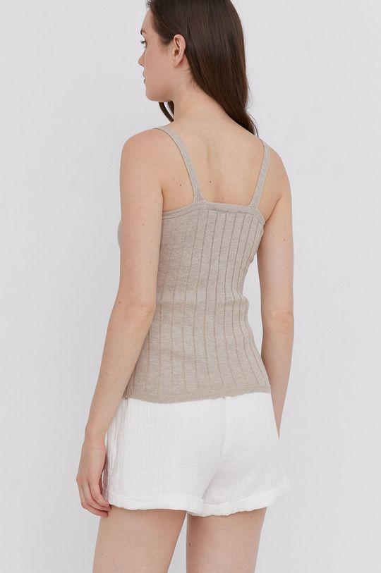 Answear Lab - Top  80% Bavlna, 20% Polyester