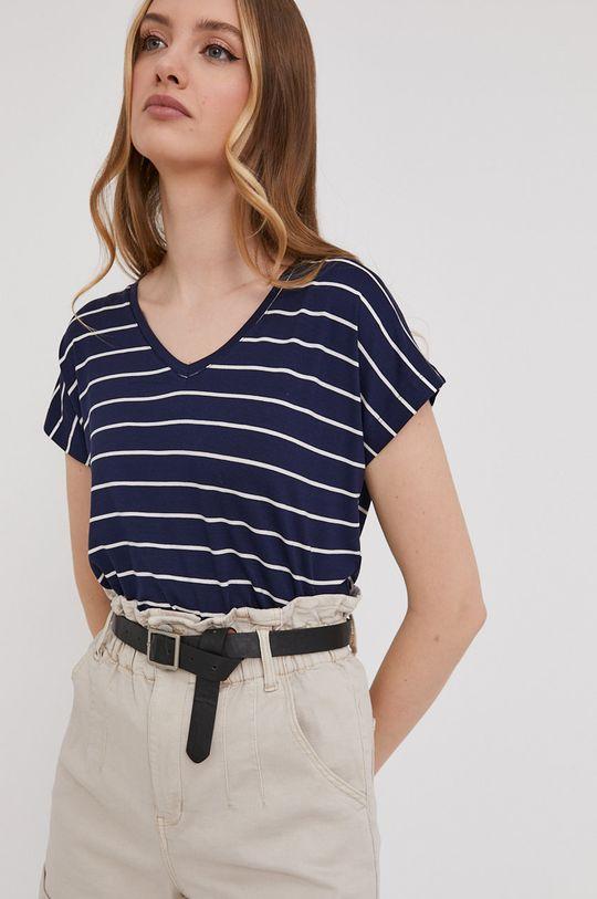 bleumarin Answear Lab - Tricou De femei