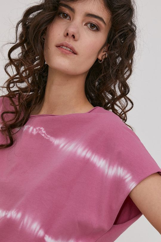 ružová Answear Lab - Tričko