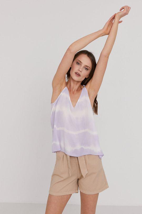 lavanda Answear Lab - Bluza De femei