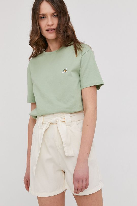 verde Answear Lab - Tricou De femei