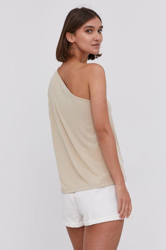 Answear Lab - Tričko  70% Modal, 30% Polyester