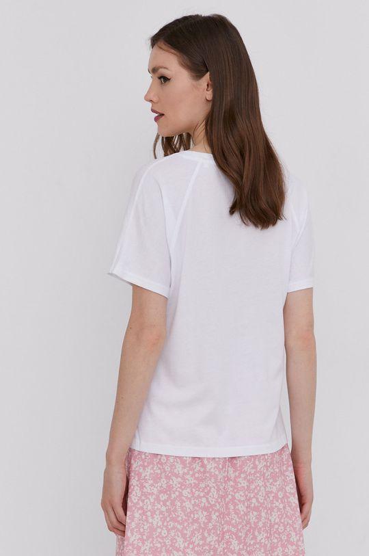 Answear Lab - T-shirt 50 % Bawełna, 50 % Modal