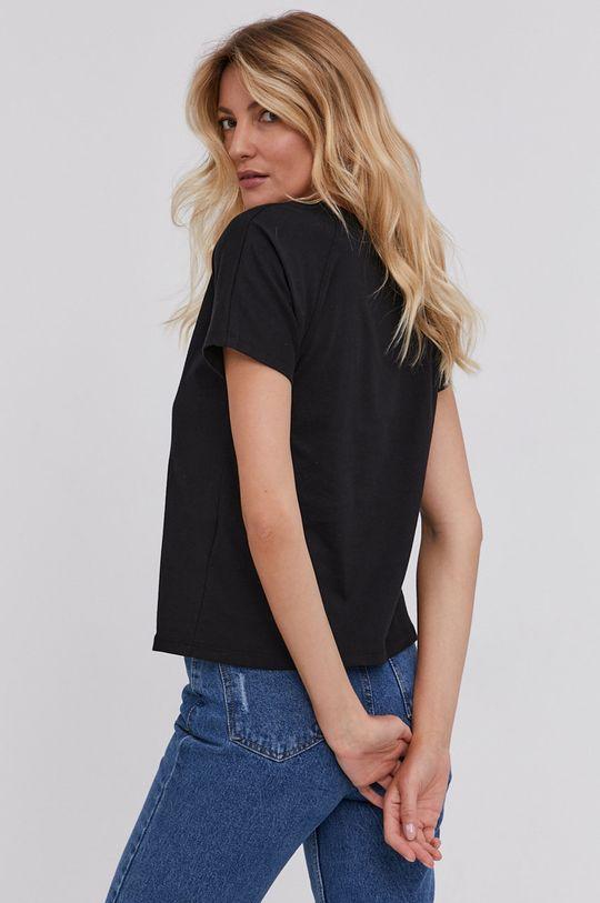 Answear Lab - Tričko  50% Bavlna, 50% Modal