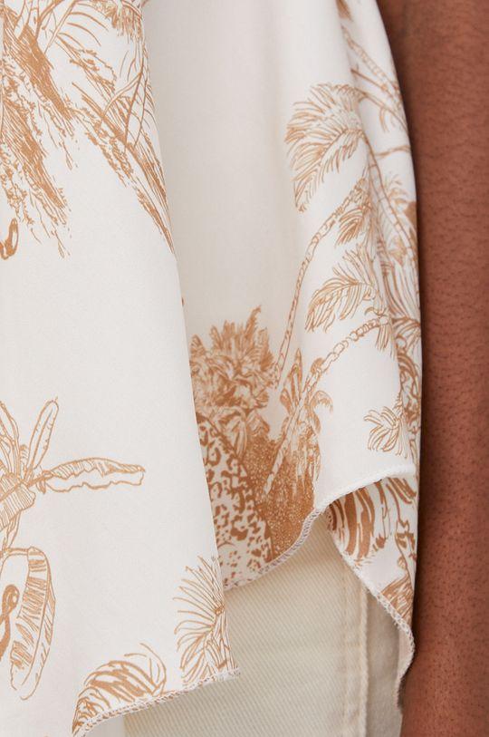 Answear Lab - Nahoře se směsí hedvábí Silk Blend