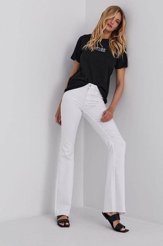 T-shirt answear.LAB X kolekcja limitowana GIRL POWER czarny