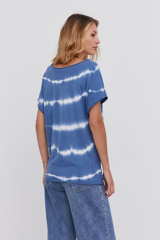 Answear Lab - Bavlněné tričko Hand Crafted  100% Bavlna