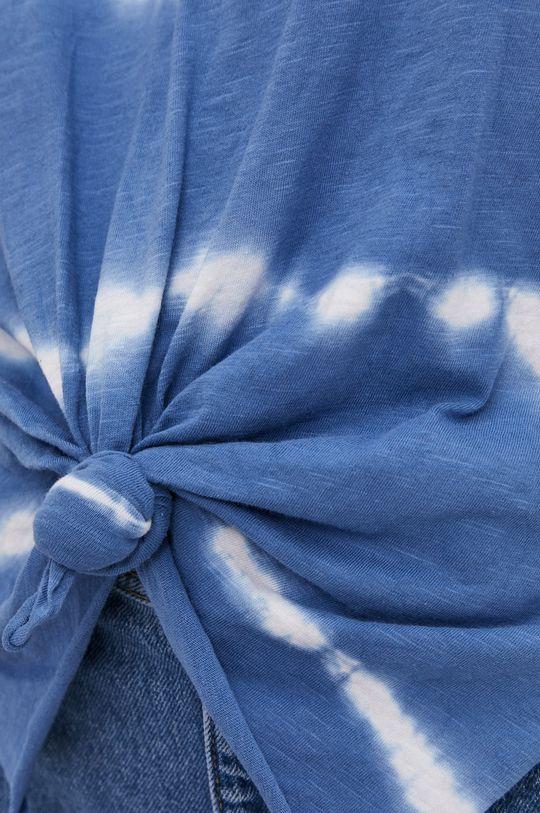 Answear Lab - Bavlněné tričko Hand Crafted