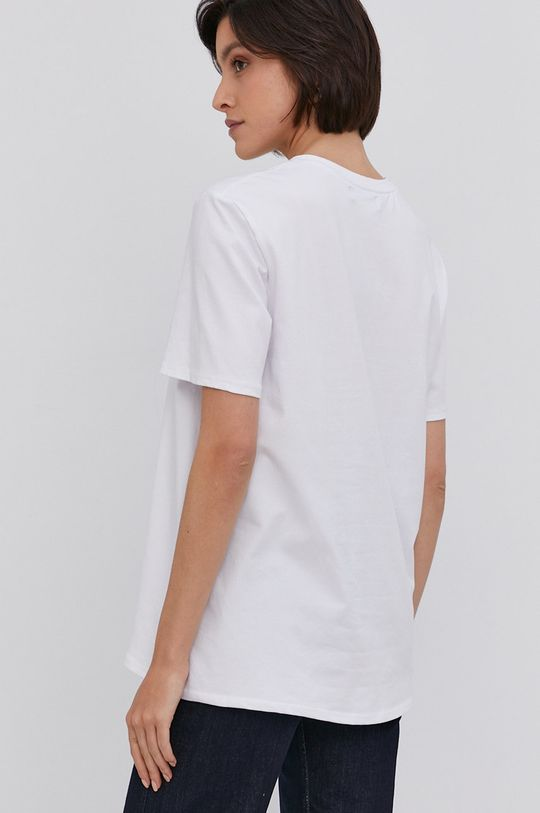 Answear Lab - Tričko bílá