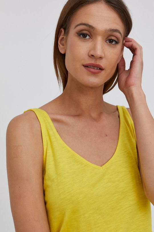 żółty Answear Lab - Top