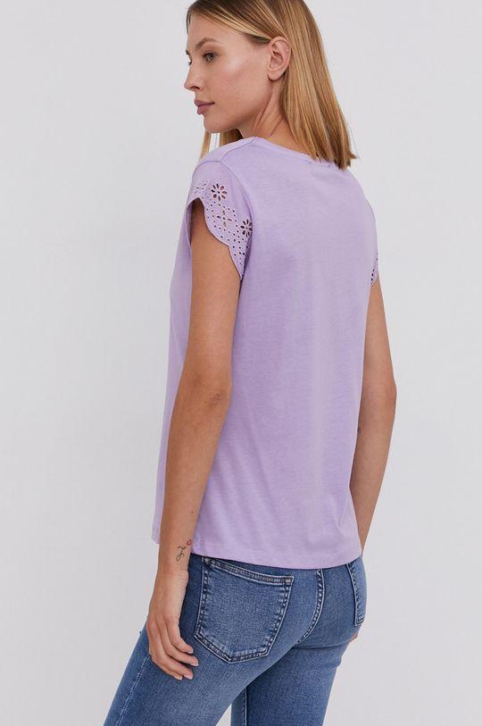 Answear Lab - Bavlnené tričko  100% Bavlna
