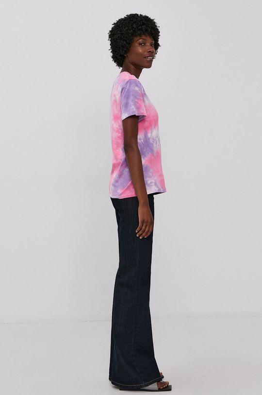Answear Lab - Tričko růžová