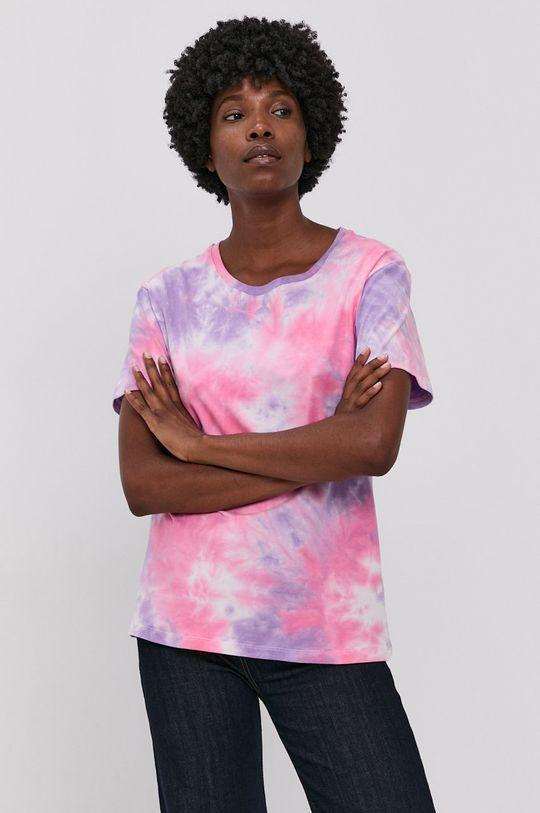 růžová Answear Lab - Tričko