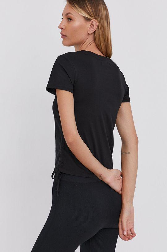 Answear Lab - T-shirt 95 % Bawełna, 5 % Elastan