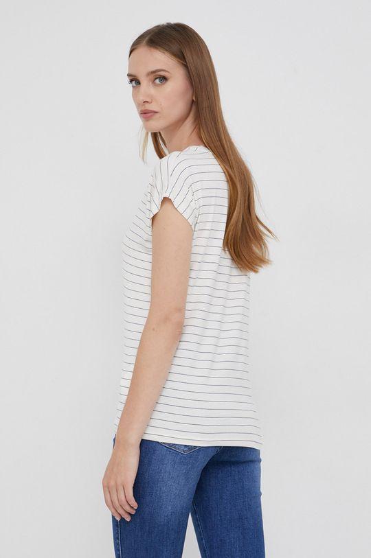 Answear Lab - T-shirt 5 % Elastan, 95 % Wiskoza