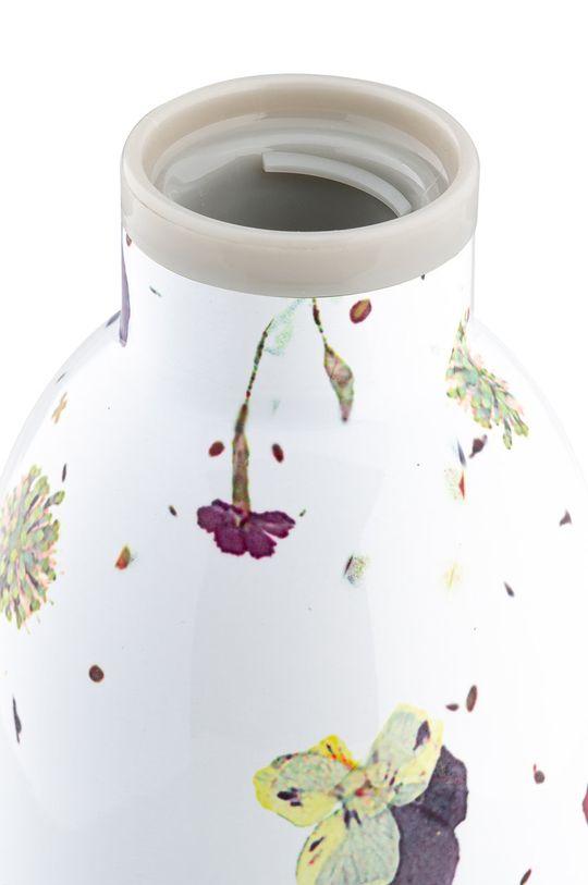 biały 24bottles - Butelka termiczna Clima Spring Dust 500ml