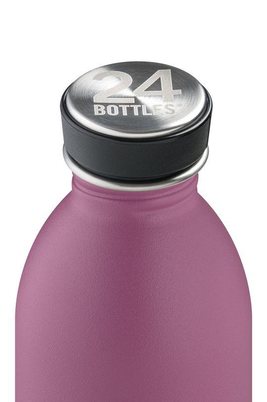 24bottles - Butelka Urban Bottle Mauve 500ml fuksja