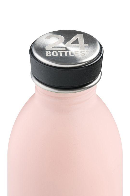 24bottles - Butelka Urban Bottle Dusty Pink 500ml różowy