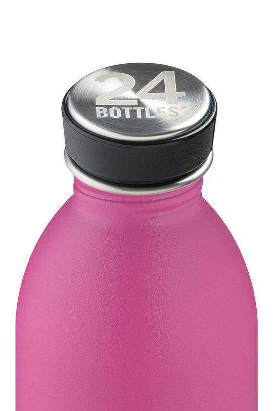 24bottles - Butelka Urban Bottle Passion Pink 500ml orchidea