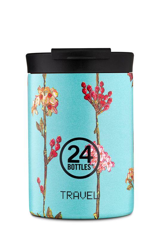 jasny niebieski 24bottles - Kubek termiczny Travel Tumbler Sweetheart 350ml Damski
