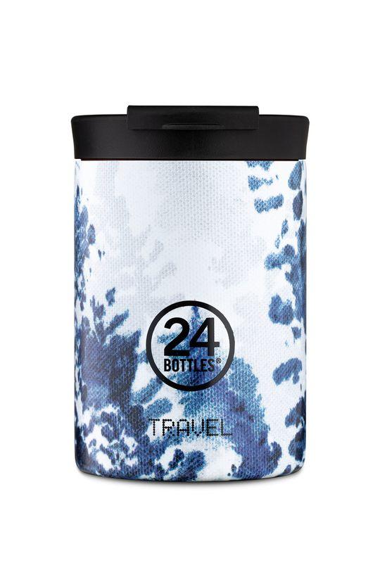 niebieski 24bottles - Kubek termiczny Travel Tumbler Hush 350ml Damski