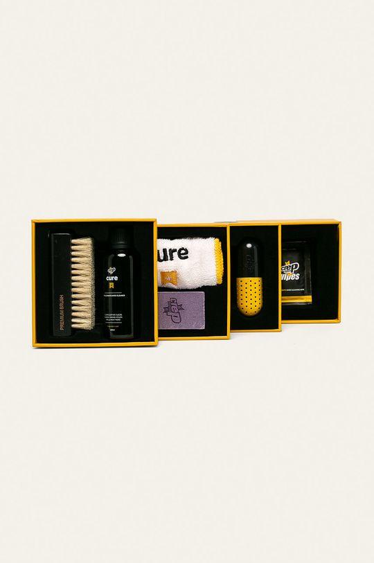 czarny Crep Protect - Zestaw do czyszczenia obuwia Ultimate Box Pack Męski