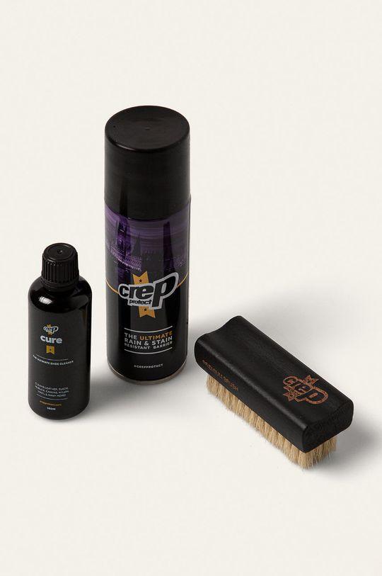 czarny Crep Protect - Zestaw do pielęgnacji obuwia Unisex