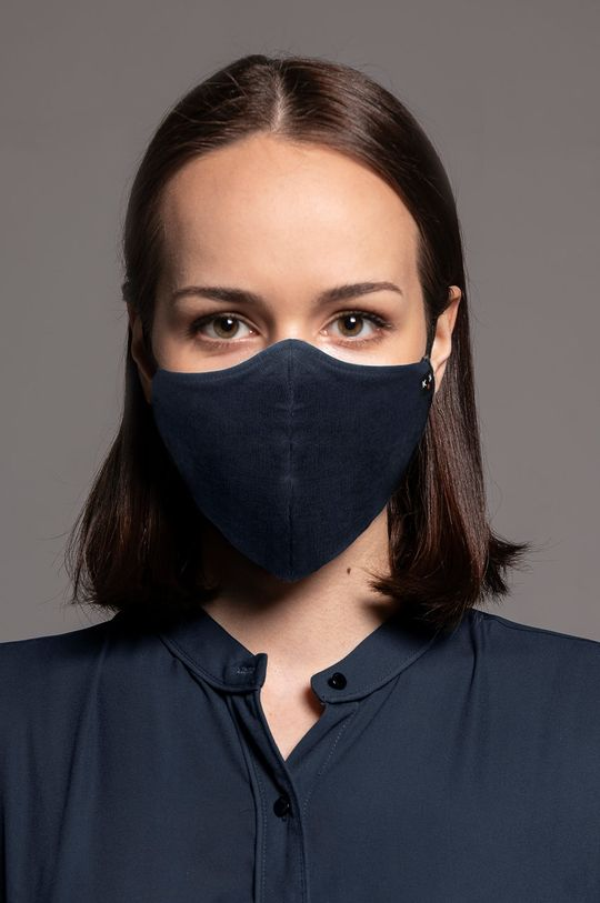 Maskka - Ochranná rouška Heritage  Materiál č. 1: 100% Bavlna Materiál č. 2: 100% Bambus