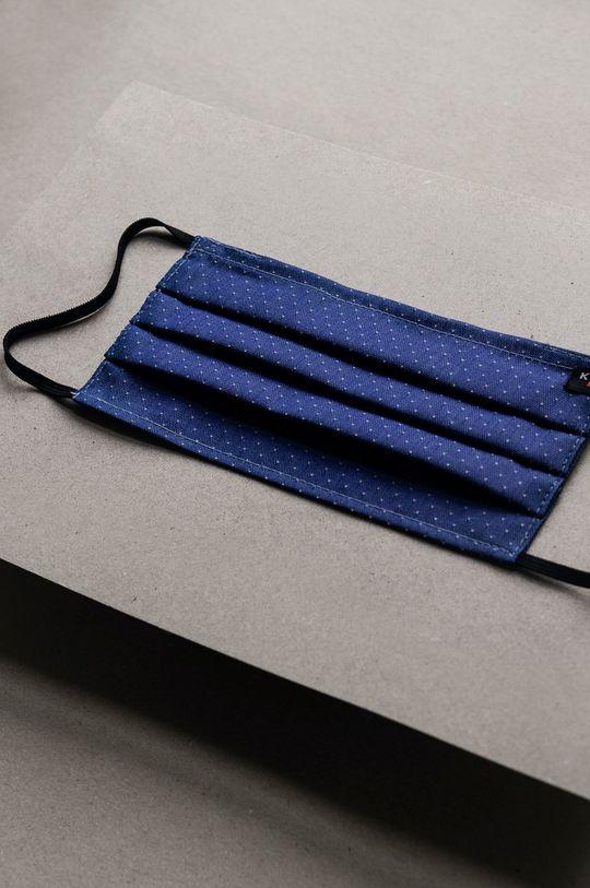 niebieski Maskka - Maseczka ochronna Classic Unisex