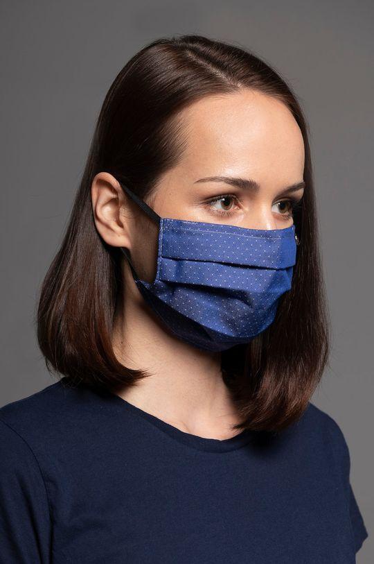 niebieski Maskka - Maseczka ochronna Classic