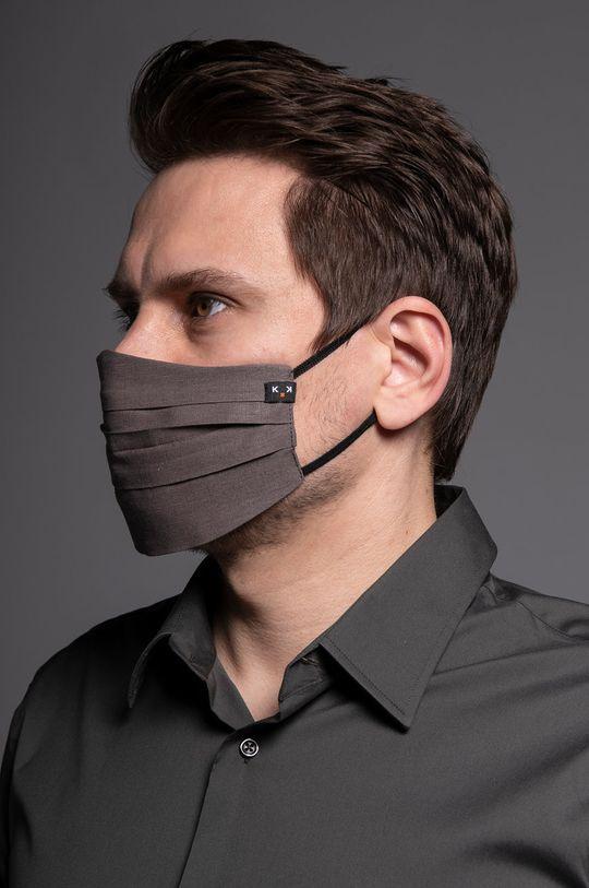 Maskka - Ochranná rouška Canvas Premium  55% Len, 45% Viskóza
