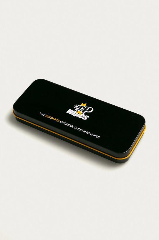 transparentny Crep Protect - Chusteczki do pielęgnacji obuwia (12-pack) Unisex