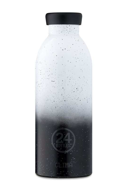czarny 24bottles - Butelka termiczna Clima Eclipse 500ml Unisex