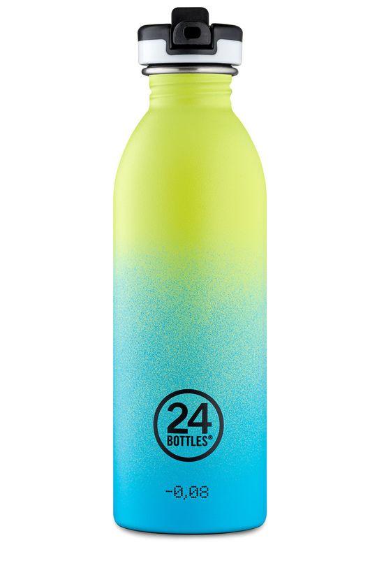 jasny niebieski 24bottles - Butelka Urban Bottle Titan 500ml Unisex