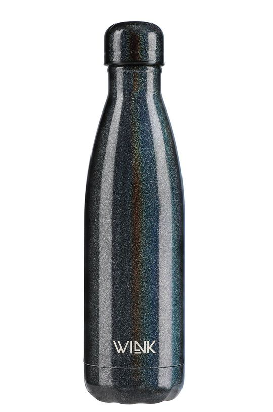czarny Wink Bottle - Butelka termiczna RAINBOW BLACK Unisex