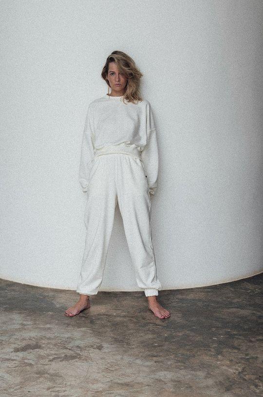 MUUV. - Bluza bawełniana Mild Cotton biały