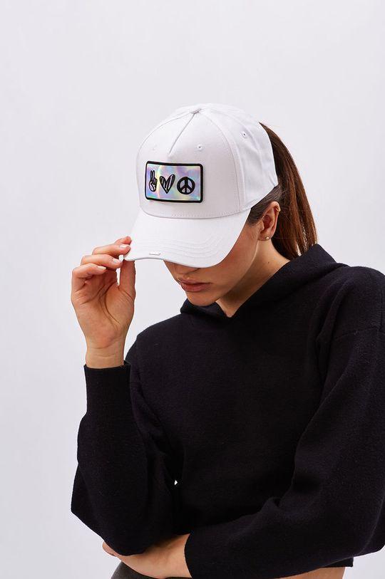 Next generation headwear - Czapka biały