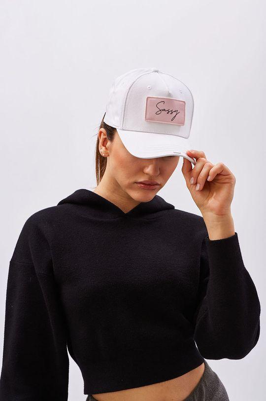 Next generation headwear - Šiltovka biela