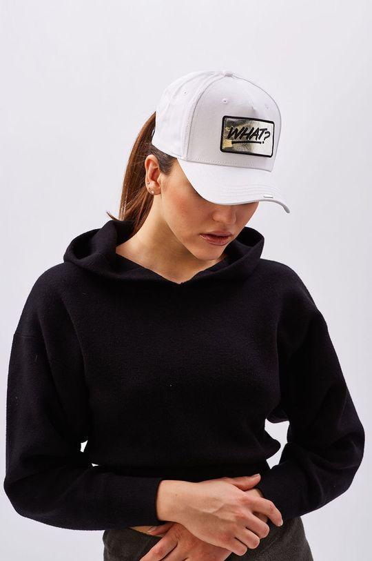 Next generation headwear - Čepice bílá