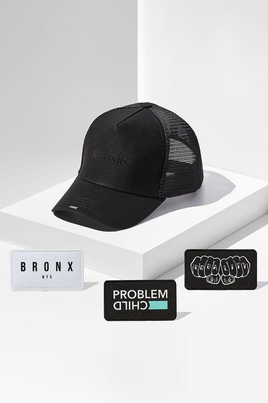 čierna Next generation headwear - Čiapka Unisex
