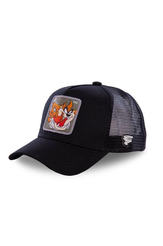 czarny Capslab - Czapka Unisex