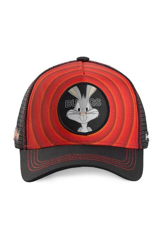 Capslab - Čepice červená